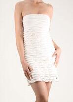 Jacky strapless jurk | Freshtoo.nl