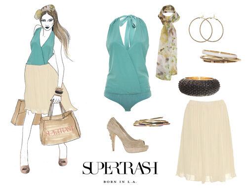 Supertrash Outfit