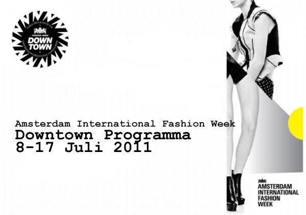 AIFW Downtown programma