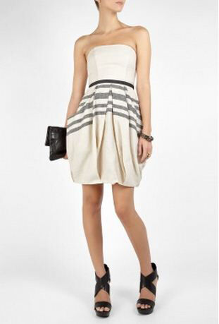 By Malene Birger Ophia Strapless Jurk | My Wardrobe