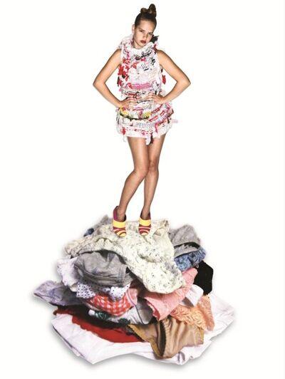 Antoine-Peters - onderbroeken jurk