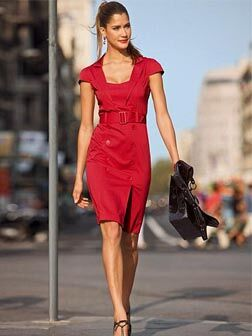 Red Dress | Bonprix