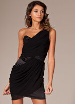 Party dress zwart | Nelly.com