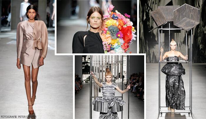 Claes Iversen & Marga Weimans @ Amsterdam Fashion Week Juli 2012