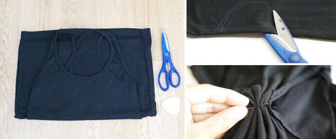 DIY Michael Kors jurk
