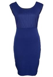 Zakelijk jurkje Girl in Mind blauw