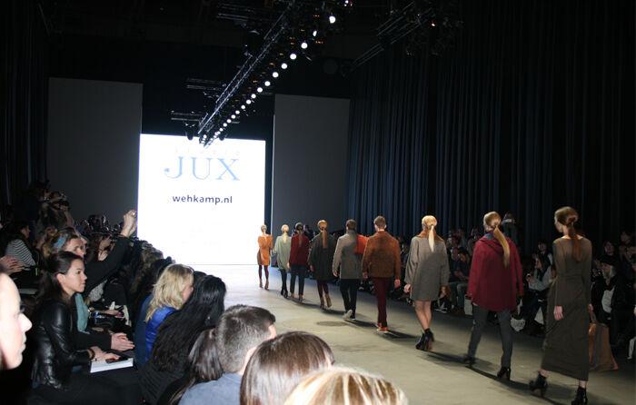 Studio Jux op Amsterdam Fashion Week