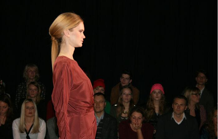 Studio Jux AW2013 op Amsterdam Fashion Week