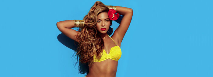 H&M Beyonce zomercollectie | Jurkjes.nl