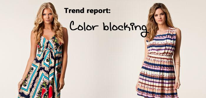 Color blocking jurkjes | Jurkjes.nl
