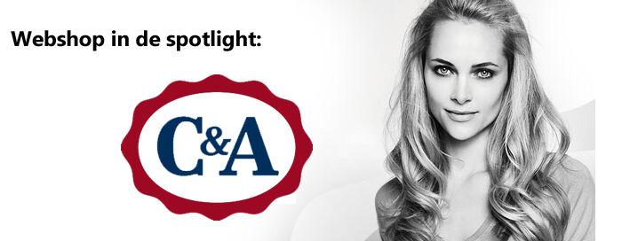Webshop in de spotlight: C&A | Jurkjes.nl