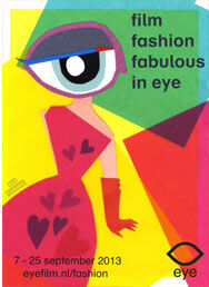 Film Fashion Fabulous in EYE Amsterdam