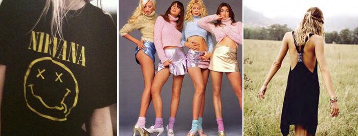 90's Fashion | Jurkjes.nl