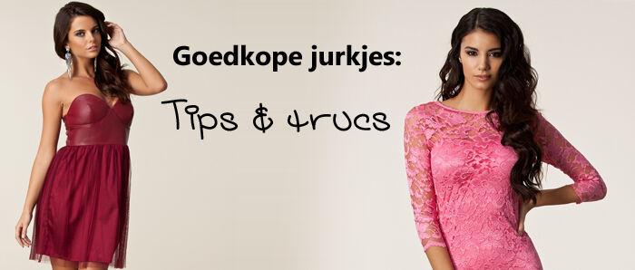 Goedkope jurkjes | Jurkjes.nl