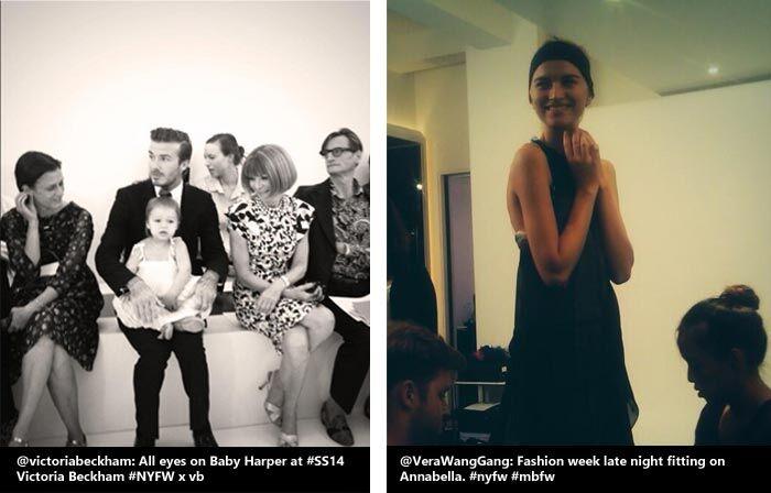 Twitpic report: New York Fashion Week