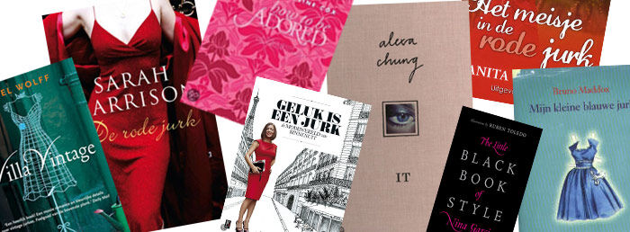 Boeken over jurkjes