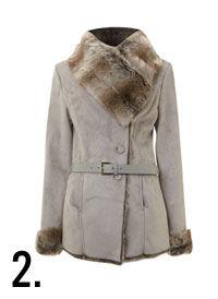 Supertrash fake fur jas
