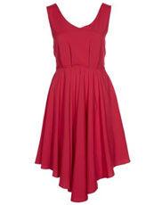 rood jurkje van Louche