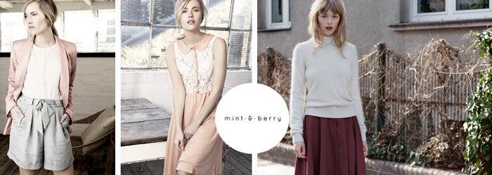 Mint&Berry jurkjes