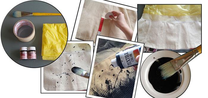 How to: Pollock DIY jurk