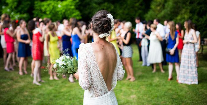 Jurkjes voor een bruiloft
