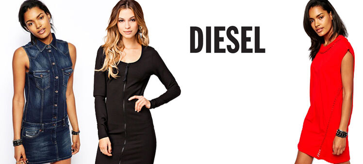 Merk in de spotlight: Diesel | Jurkjes.nl