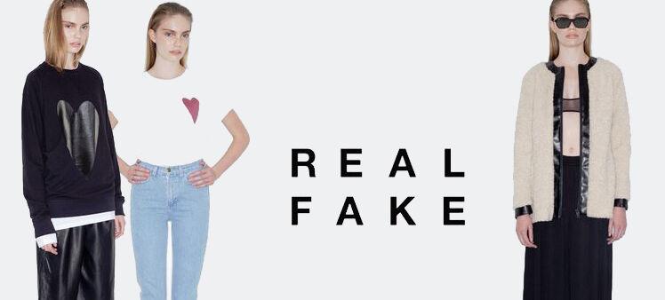 Real Fake | Jurkjes.nl