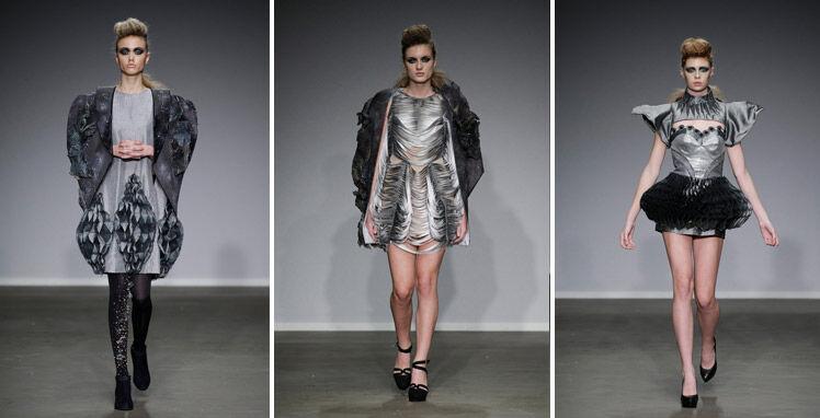 Fashion week Happy Andrada Esther Haamke