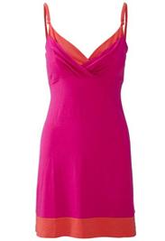 Roze kleedje lente