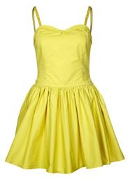 Geel kleedje Silvian Heach