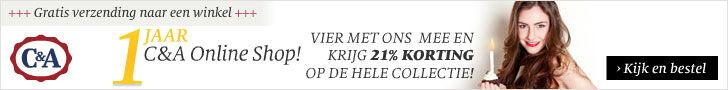 21 % Korting bij C&A | Kleedjes.be