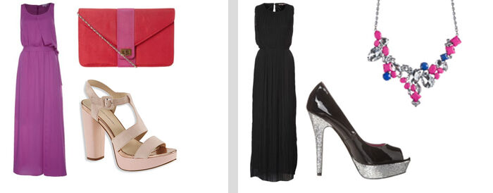 How to wear: de maxi jurk | Kleedjes.be