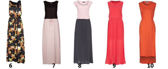 Maxi jurk online   Kleedjes.be