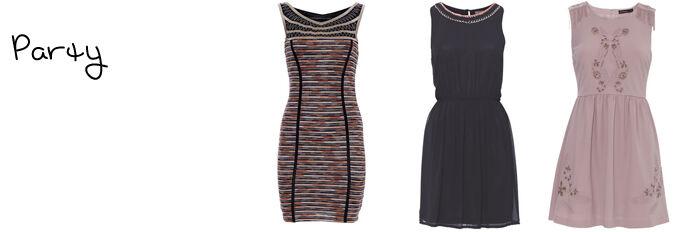 Mouwloze jurkjes feestelijk online   Kleedjes.be