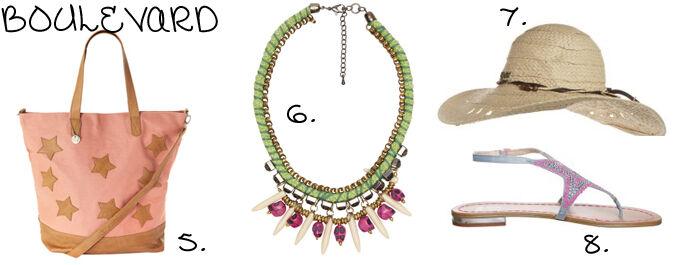 Zomer accessoires | Kleedjes.be