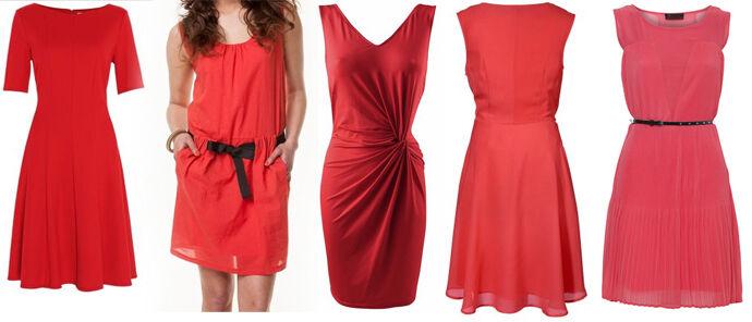 Rode kleedjes   Kleedjes.be
