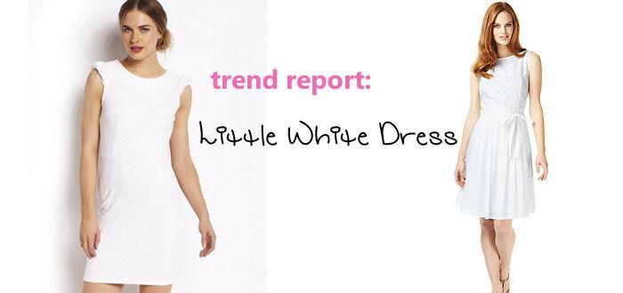 Witte jurkjes | Kleedjes.be