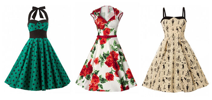 kleedjes-jaren-50
