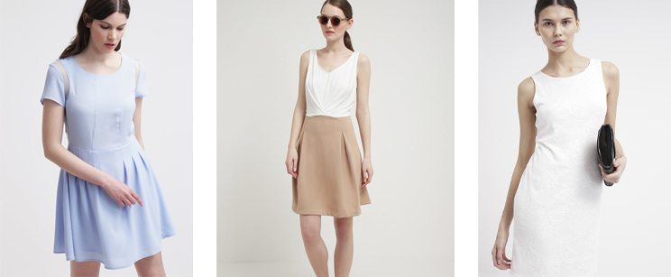 Minimalistische jurkjes trends
