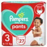 Pampers Baby-Dry Pants luierbroekjes maat 3