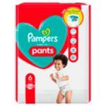 Pampers Baby-Dry Pants luierbroekjes maat 6