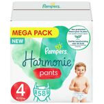 Harmonie Pants - Maat 4 - Megapack - 58 luierbroekjes