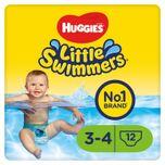 Little Swimmers - Maat 3/4 (7-15KG) - 12 stuks