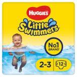 Little Swimmers - Maat 2/3 (3-8KG) - 12 stuks