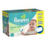 Natural Clean Billendoekjes - 12 X 64 - 768 Babydoekjes