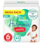 Harmonie Pants - Maat 6 - Mega Pack - 44 luierbroekjes