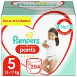 Premium Protection Pants - Maat 5 - Mega Maandbox - 204 luierbroekjes