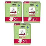 Baby Ecologische Luiers 5 Maxi Plus Voordeelverpakking