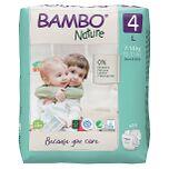 Bambo Nature Luier - Maxi - maat 4 24 stuks