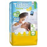 Tidoo Nature Luiers Maat 2 - Mini 3-6kg